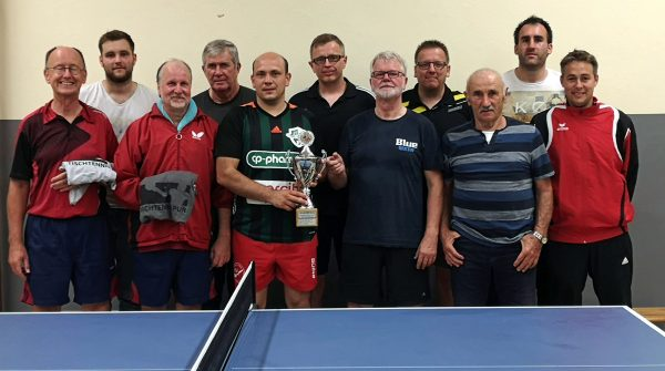 Tischtennis Löwenburg Pokalturnier 2019 in Lauenberg