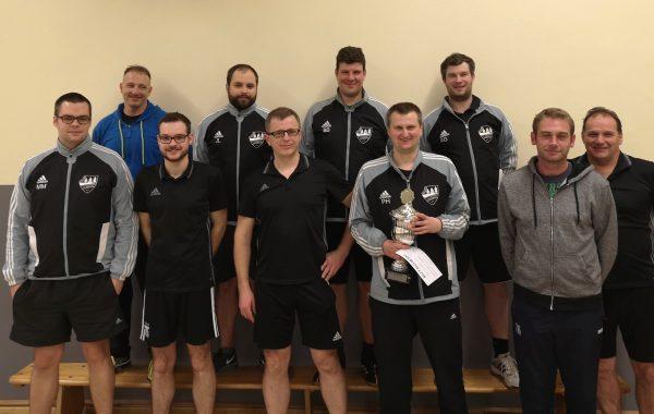 Tischtennis Bezirksliga: TSV Lauenberg braucht noch ein Sieg zur Meisterschaf