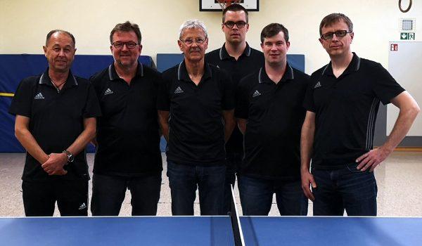 Tischtennis: TSV Lauenberg II schafft den Aufstieg in die 1. Kreisklasse