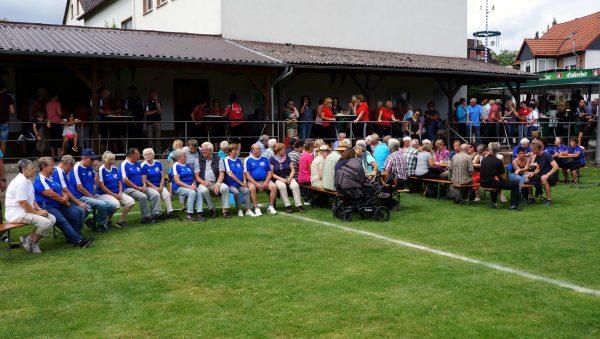 Wander- und Walkingtag des TSV Germania Lauenberg erfreute sich großem Zuspruch