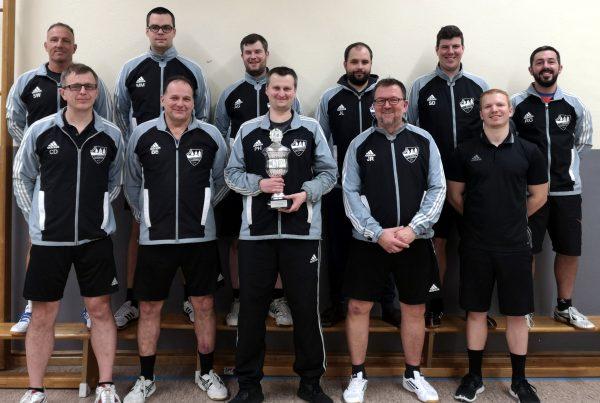 Tischtennis Vereinsmeisterschaften 2020